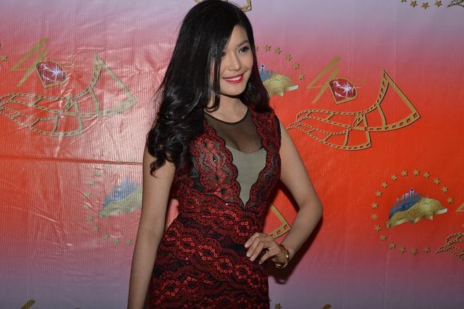 Myrtle Sarrosa paints the town red - Manila Standard