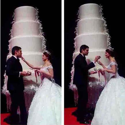 Latest Wedding Cakes Pictures