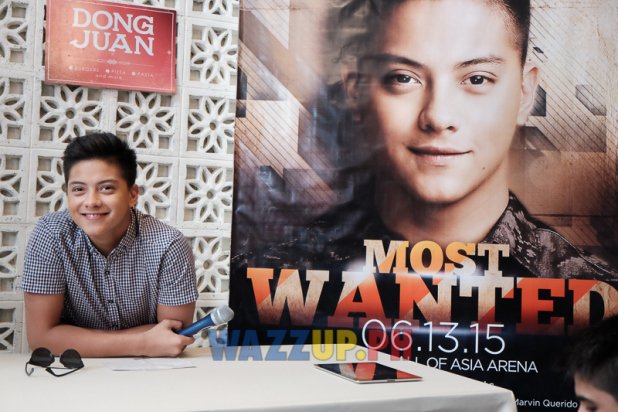 Sensational Daniel Padilla To Conquer Moa Arena With Most Wanted Concert Hairstyles For Women Draintrainus