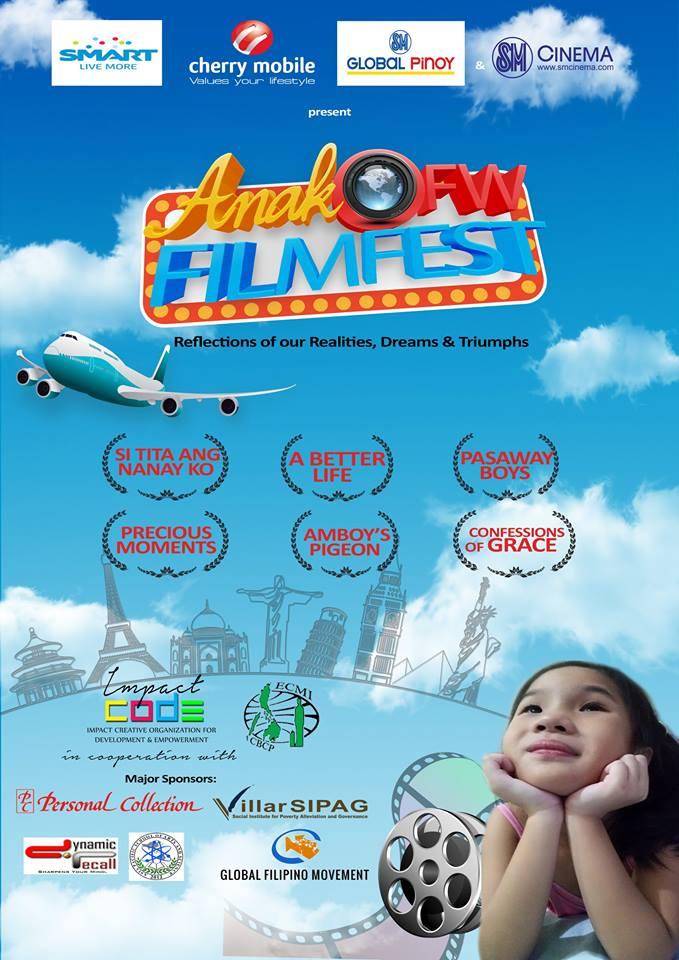 Anak OFW Film Festival: Inspiring and creating awareness ...