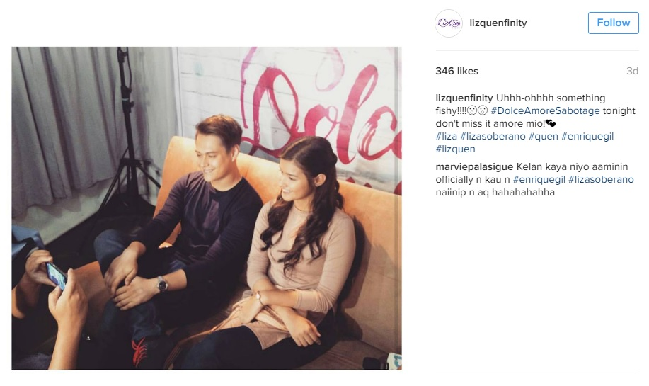 Photo Credits: http://instagram.com/lizquenfinity