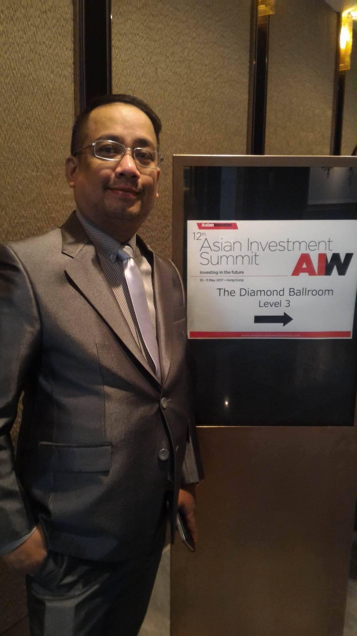 Former Economic Development Advisor Ace David attends 12th ...